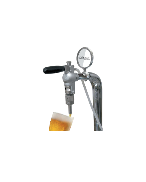 Fast beer system