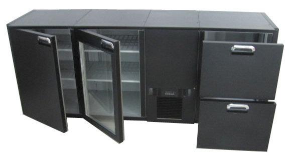 Kabiny, moduły chłodnicze, rollbary Inox