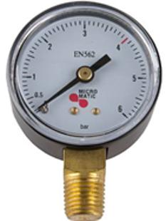Manometr niskiego ciśnienia