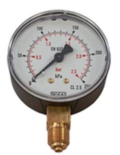 Manometr wysokiego ciśnienia